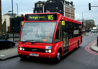 Route W5, CT Plus, OS11, YJ60PFE, Archway