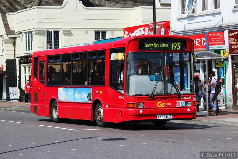 Bus line 1 n15 - 4 4