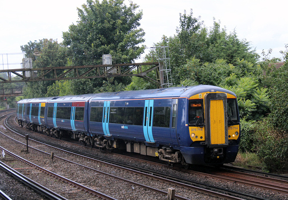 Southeastern, 375714, Bromley