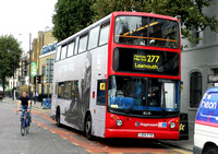 Route 277, Stagecoach London 18235, LX04FYB, Mile End