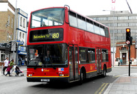Route 180, Go Ahead London, VP15, X167FBB, Woolwich