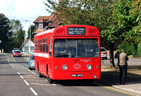 Route 242, London Transport, MB641, AML641H, Amersham