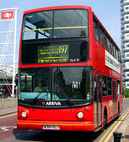 Route 197, Arriva London, DLA181, W381VGJ, Croydon
