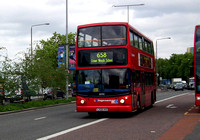 Route 658, Stagecoach London 18490, LX06AGO, Woolwich