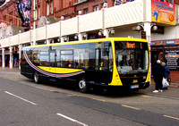 Route 1, Blackpool Transport 530, BF60UVO, Blackpool