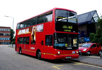 Route 160, Arriva Kent Thameside 6235, Y468UGC, Sidcup
