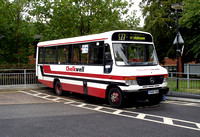 Route 327, Chalkwell, P848YGB, Medway Hospital