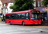 Route H98, London United RATP, DLE5, SN60EBD, Hounslow West