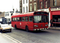 Route 12A, London Transport, LS69, OJD869R, Norwood Junction