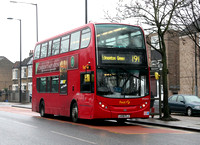 Route 191, First London, DN33521, LK08FLJ, Enfield