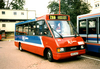 Route 268, R & I Buses 243, M501ALP