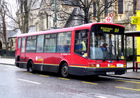 Route B11, London Central, DMS6, T106KGP, Bexleyheath