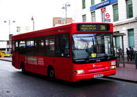 Route 386, Selkent ELBG 34148, V148MVX, Woolwich