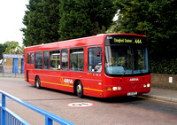 Route 444, Arriva London, DWL20, LJ51DFE, Chingford
