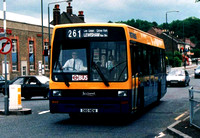 Route 261, Metrobus 110, D110NDW, Bromley
