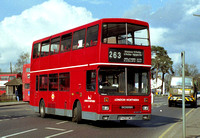 Route 263, London Northern, S9, F429GWG, Potters Bar