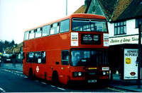 Route 228C, London Transport, L26, C26CHM, Halfway Street