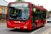 Route 228, First London, DML44049, YX58FPG