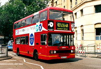 Route 68, Arriva London, L257, D257FYM, St George's Circus