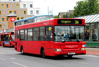 Route 216, London United RATP, DPS690, SN03LFF, Kingston