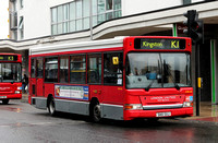 Route K1, London United RATP, DPK615, SN51SXJ, Kingston