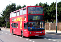 Route 647, Stagecoach London 17994, LX53KCC, Romford