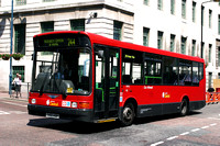 Route 244, London Central, DML1, T401AGP, Woolwich