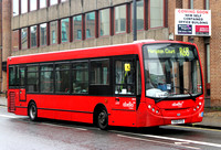 Route R68, Abellio London 8543, YX10FFD, Richmond