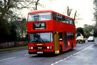 Route 161, London Transport, L23, C23CHM, Petts Wood