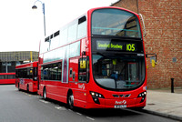 Route 105, First London, VN37883, BF10LTJ, Uxbridge