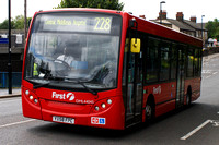 Route 228, First London, DML44045, YX58FPC