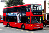 Route 277, Stagecoach London 15110, LX09FZG, Crossharbour