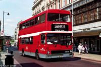 Route 19, London Northern, M1483, VRG417T, Clapham Junction
