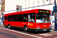 Route 225, London Central, LDP277, LX06FBD, Lewisham