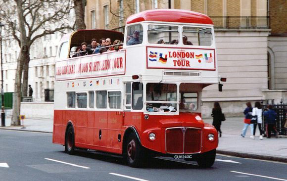 London Bus Routes | The Official Sightseeing Tour | London ...