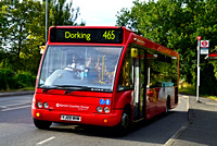 Route 465, Quality Line, OP25, YJ09MHM, Chessington