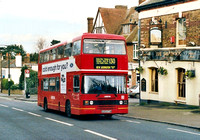 Route 130, Arriva London, L253, D253FYM, Shirley