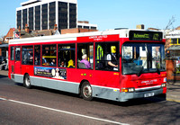 Route H22, London United RATP, DPS582, SN51TDV, Hounslow