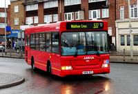 Route 327, Arriva London, PDL141, SN06BPV, Waltham Cross