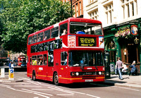 Route 176, Arriva London, L150, D150FYM, Charing Cross Rd