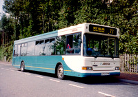 Route 77, Arriva Kent 3704, S704VKM, Maidstone