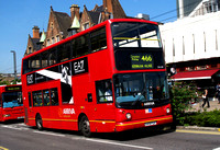 Route 466, Arriva London, DLA218, X418FGP, Croydon