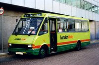 Route 367, London Links 865, F865LCU, Croydon
