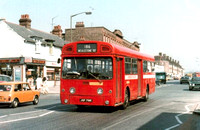 Route 186, London Transport, SMS719, JGF719K, Edgware