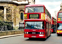 Route 176, Arriva London, L146, D146FYM, The Strand