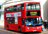Route 248, East London ELBG 17877, LX03NGF, Romford