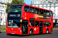 Route 23, Tower Transit, DNH39129, SN12ATY, Marble Arch