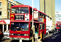 Route 43, London Northern, T715, OHV715Y, Holloway Road