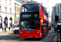 Route 436, Go Ahead London, EH15, SN61DBX, Victoria