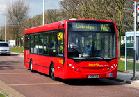 Route A10, First London, DML44019, LK08FLV